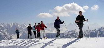 Schneeschuhreisen