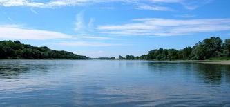 Frankreich Kanutour Loire