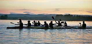 Schweden Aktivcamp Idre Kanu Wandern und mehr