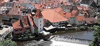 TschechienKanutour auf der Moldau in Tschechien