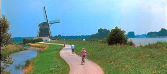 Radtour in Flandern Belgien