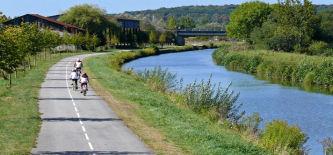 Frankreich Das Loiretal mit Rad und Schiff