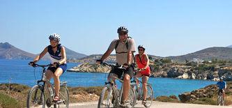 Griechenland Radreise auf den Kykladen