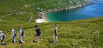IrlandActivityweek  Wandern und Radfahren