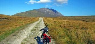Radtour im Westen der grünen Insel