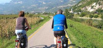 Radtour von Bozen nach Venedig Individuell