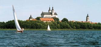 Litauen/Polen Radrundreise die Kurische Nehrung