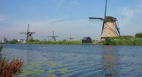 Niederlande Radtour Amsterdam - Brügge Holland-Belgien-Radreisen