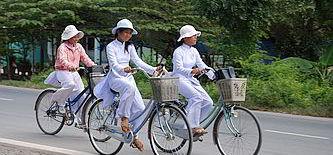 Radreise Vietnam