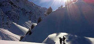 Schneeschuhwandern und Skilanglauf im Ötztal (Tirol) individuell
