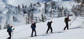 Österreich Schneeschuhwandern im Lesachtal individuell