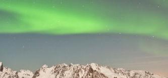 Schweden Schneeschuhwandern in Skandinavien am Polarkreis