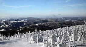 Tschechien Skilanglauf in Tschechien: Skiurlaub im Böhmerwald