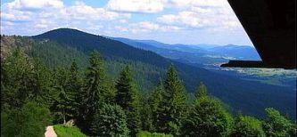 Wandern im Bayerischen Wald und Oberpfälzer Wald