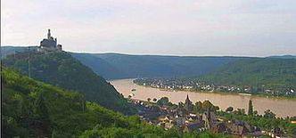 Wandern auf dem Rheinsteig im eigenen Tempo