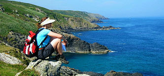 Küstenwandern individuell auf Cornwall-Reisen