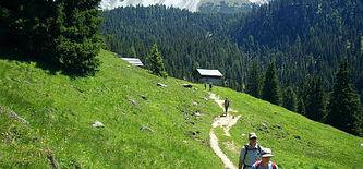 Italien/Österreich Wandern in Südtirol Oberbozen individuell