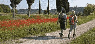 Italien Wandern vom Gardasee nach Venedig individuell