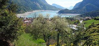 Italien Wandern von Meran zum Gardasee individuell