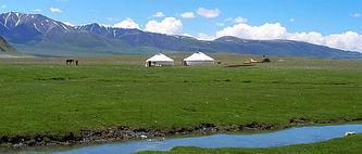 Mongolei Wanderreisen Mongolei - Jurtenleben im Land der Nomaden