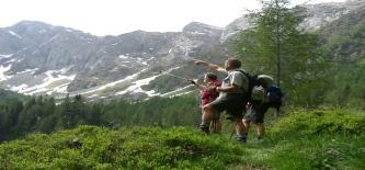 Frühlingswandern im Lesachtal, Kärnten Individuell