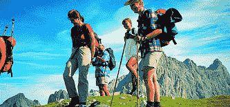 Österreich Wanderwoche Dachstein Tauern