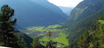 Österreich Individuelle Wanderwoche über dem Ötztal