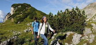 Österreich Individuelle Wanderwoche Leutasch Tirol