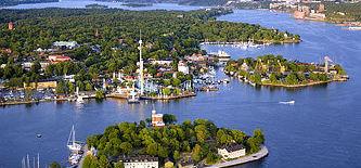 Städtereise nach Stockholm und Wandern in den Schären