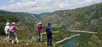 Wandern durch Serbiens spektakuläre Landschaften