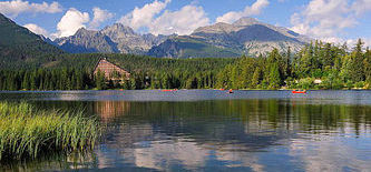 Wandern in der Hohe Tatra Slowakei