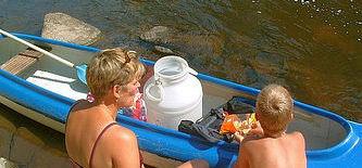 Aktivreise Böhmerwald - Kanu, Rad und Wandern